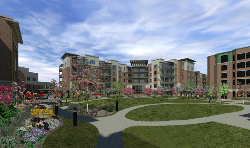 Oak Trace to Begin $150 Million Redevelopment