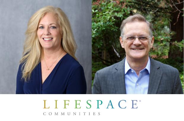 Experienced Industry Veterans Join Lifespace Communities Leadership
