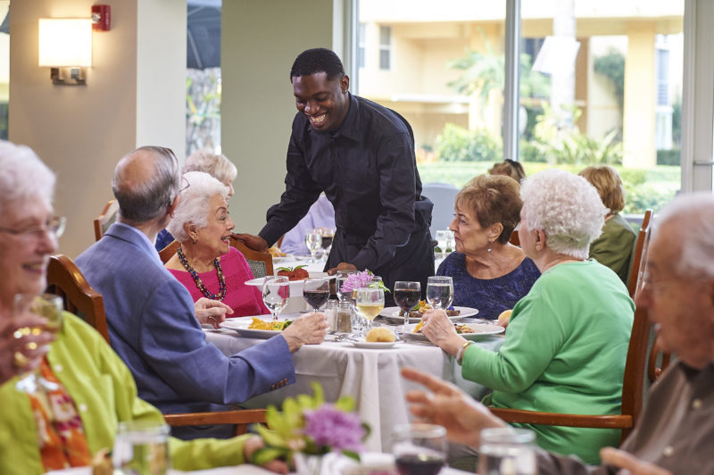 Lifespace to Enhance Resident Dining with Flex Spend